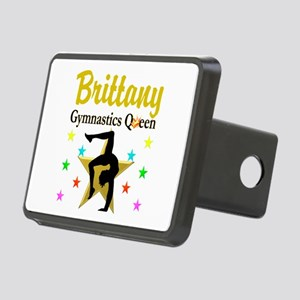 GYMNAST QUEEN Rectangular Hitch Cover