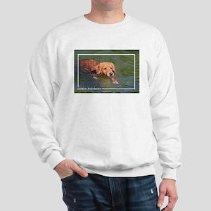 Golden Retriever-3 Sweatshirt