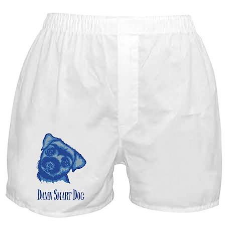 Border Terrier Boxer Shorts