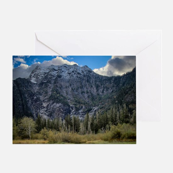 Unique National forest Greeting Card
