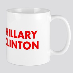Hillary Clinton-Fut red 400 Mugs