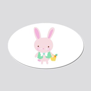 EASTERBOY BUNNY Wall Decal