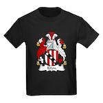 Elton Family Crest Kids Dark T-Shirt