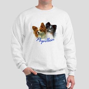 papillon-1 Sweatshirt
