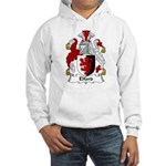 Elford Family Crest Hooded Sweatshirt