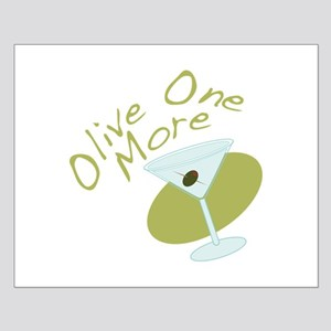 Olive One More Posters