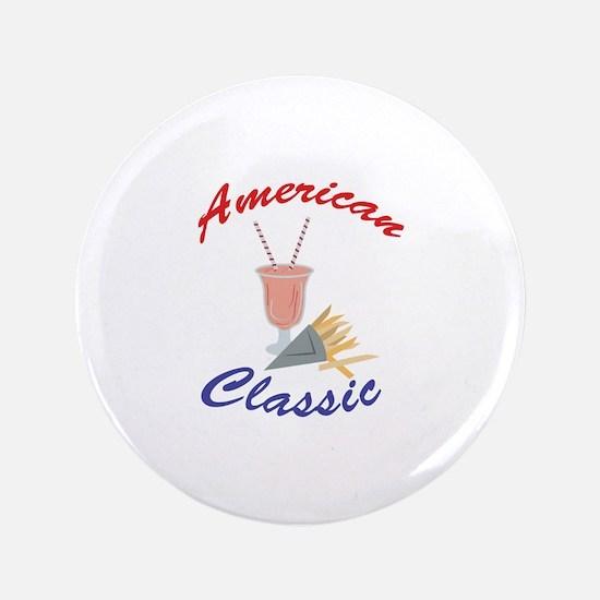 American Classic Button