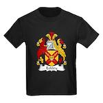 Eckley Family Crest Kids Dark T-Shirt