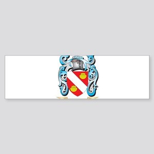 Aguirre Coat of Arms - Family Crest Bumper Sticker