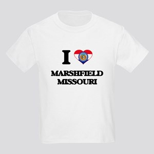 I love Marshfield Missouri T-Shirt