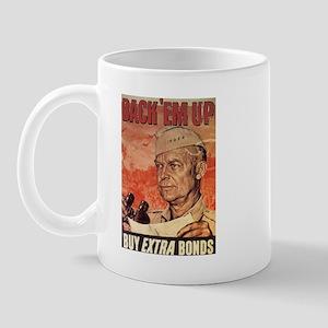Back 'em Up Mug