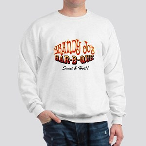 """Your Name Here"" Bar b que Sweatshirt"