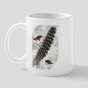 Flies on Feathers Mug