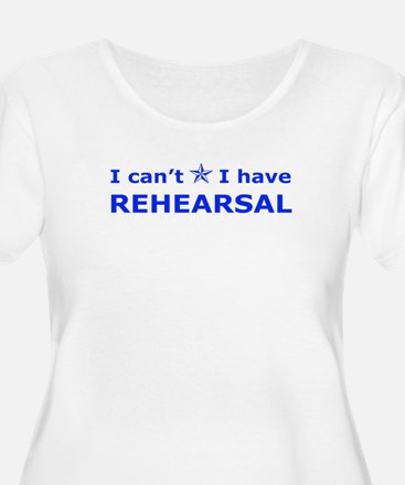 Rehearsal with Star T-Shirt
