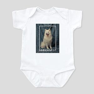 Samoyed-1 Infant Bodysuit