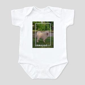 Samoyed-2 Infant Bodysuit