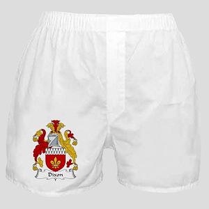 Dixon Family Crest Boxer Shorts