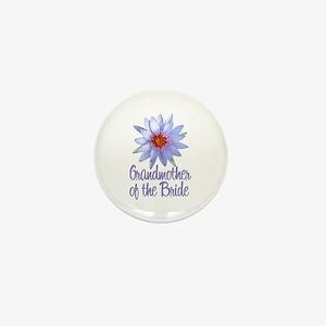 Lotus Bride Mini Button