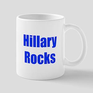 Hillary Rocks-Imp blue 400 Mugs