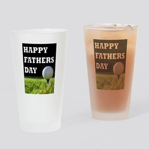Fathers Day Drinking Glass