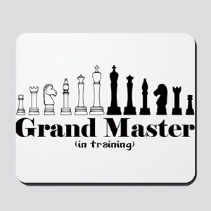 Chess Grand Master Mousepad