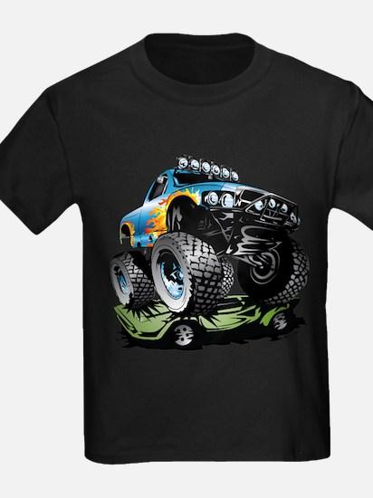 Monster Race Truck Crush T-Shirt