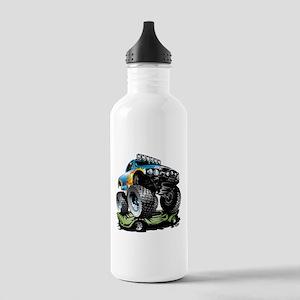 Monster Race Truck Cru Stainless Water Bottle 1.0L