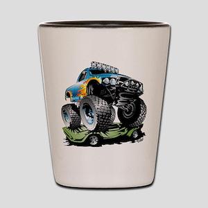 Monster Race Truck Crush Shot Glass