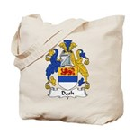Dash Family Crest Tote Bag