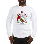 Darwin Family Crest Long Sleeve T-Shirt
