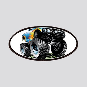 Monster Race Truck Crush Patch