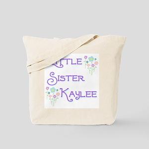 Little Sister Kaylee Tote Bag