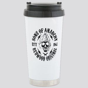 SOA Redwood Stainless Steel Travel Mug