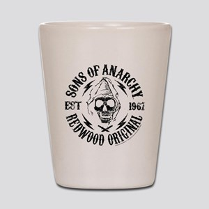 SOA Redwood Shot Glass