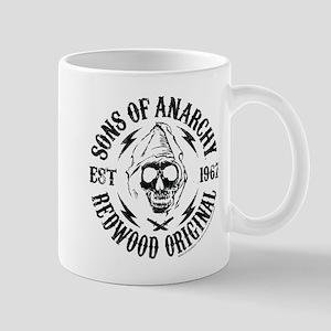 SOA Redwood Mug