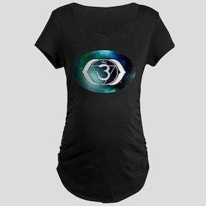 3rd Eye Chakra Maternity T-Shirt