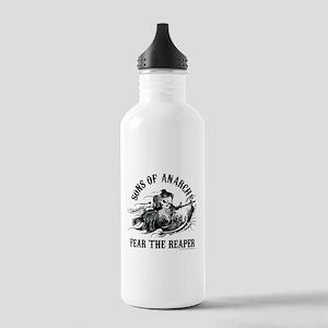 SOA Reaper Gun Stainless Water Bottle 1.0L