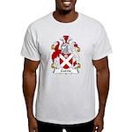 Currie Family Crest  Light T-Shirt
