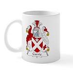 Currie Family Crest  Mug