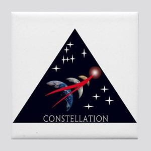 Project Constellation Tile Coaster
