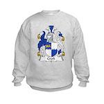 Croft Family Crest Kids Sweatshirt