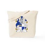 Croft Family Crest Tote Bag