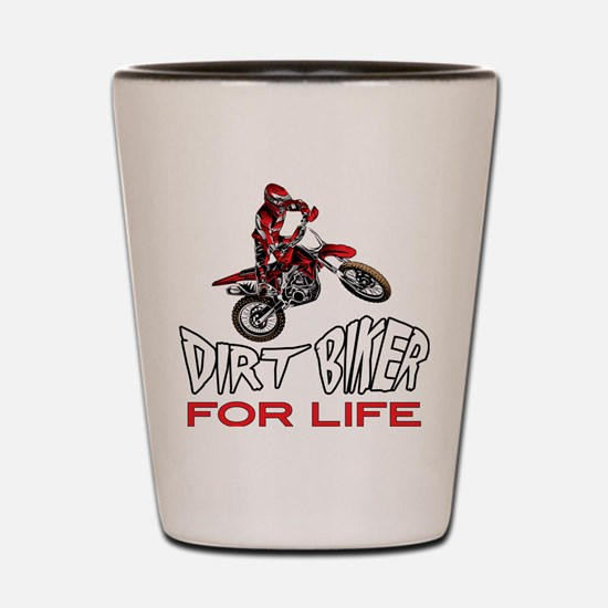 Enduro For Life Shot Glass