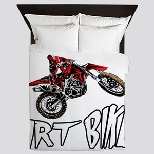 Enduro For Life Queen Duvet