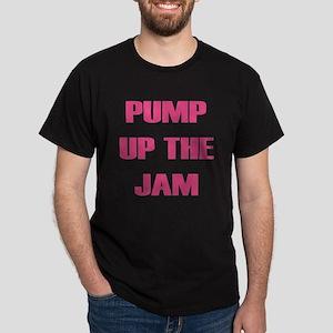 Pump Up The Jam Dark T-Shirt