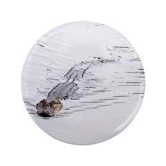 Brandon FL Pond Alligator Button