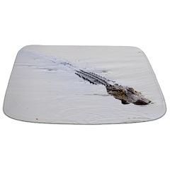 Brandon FL Pond Alligator Bathmat