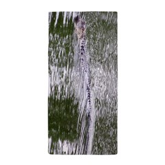 Brandon FL Pond Alligator Beach Towel