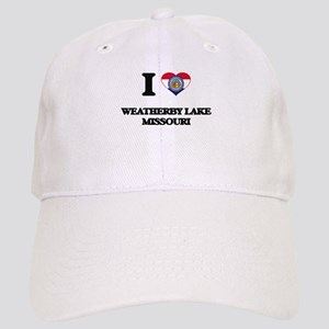 I love Weatherby Lake Missouri Cap