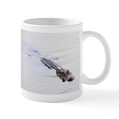 Brandon FL Pond Alligator Mugs